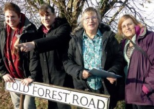 Libdems on Old Forest Road